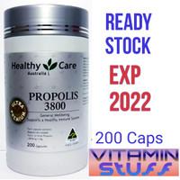 Healthy Care Ultra Premium Propolis 3800 mg - 200 Kapsul