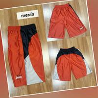 Celana pendek basket paragon licin cowok olahraga outdoor