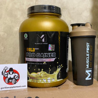MUSCLE FIRST PRO GAINER GOLD SERIES 6LBS / 2,7 KG M1 NUTRION MUSCLEFIR