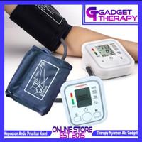 Taffware Tensimeter Digital Tekanan Darah Pintar Dengan Fitur Suara