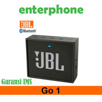 Speaker Portable Bluetooth JBL GO Original Garansi Resmi