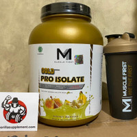 MUSCLE FIRST WHEY GOLD SERIES PRO ISOLATE 5LBS/2,25KG M1 NUTRION