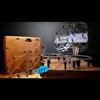 SkyWhoop Frame Cinewhoop Drone Fpv Racing 3In