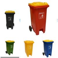 Ori Krisbow Tempat Sampah Outdoor 120 Ltr / Tempat Sampah BESAR