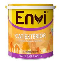 Cat Tembok Exterior Envi Brilliant White 25kg Pail Ready Mix Putih