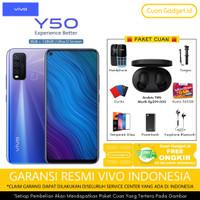VIVO Y50 8/128 GARANSI RESMI INDONESIA