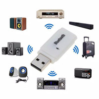 BT Dongle Bluetooth Receiver 5.0 with Microphone for Handsfree