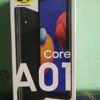 Samsung galaxy A01 core ram 1/16 garansi resmi new Segel