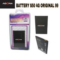 BATTERY BATERAI ADVAN S50 4G S504G ORIGINAL 99