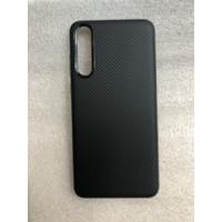 Softcase Case carbon Huawei P20 pro