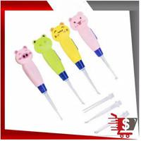 BPT Earpick LED Karakter / Alat Pembersih Telinga / Korek Kuping LED