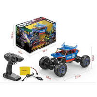 Mobil remot control offroad 4x4 1:18 avengers - RC offroad 4wd avenger