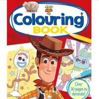 buku mewarnai anak toy story disney princess frozen buku aktivitas ana