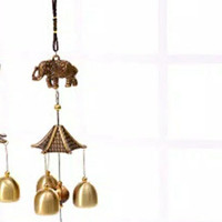 Lonceng Angin 3 Lonceng Genta Angin 3 Bell Wind Chime