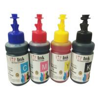 Paket Tinta isi Ulang Hp Deskjet - ViP Ink Grade A Korea Quality