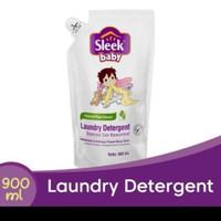 Sleek Baby Laundry Detergent 900ml