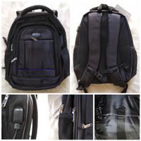 Tas Backpack Ransel Import Oulanshi Orginal Plus Cable USB