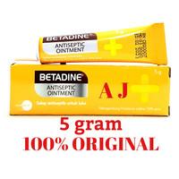 Betadine Ointment Antiseptik 5gram