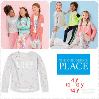 THE CHILDREN PLACE SWEATER ANAK PEREMPUAN LOVE