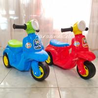 Mainan Motor Vespa Dorong Motor Vespa Mini