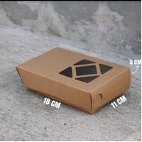 PAPER LUNCH BOX M TERMURAH MURAH