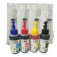 Paket Tinta Hp Deskjet 4 Botol Dan 4 Suntikan Vip Ink