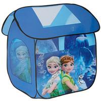Tenda Frozen - Tenda Anak Mandi Bola