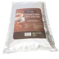 Toffin Signature Hot Chocolate 1000 gram - powder minuman coklat