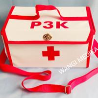 kotak p3k selempang/jinjing