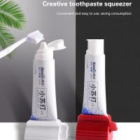 Dispenser Odol & T4 Pasta Gigi Tooth Paste Roll Dispenser