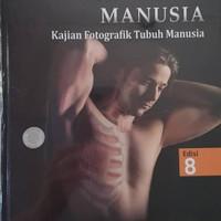 ORIGINAL buku atlas anatomi manusia yokochi