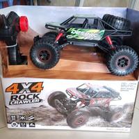 Mainan Mobil Remote Control 4x4 Rock Crawler 1:14