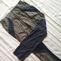 celana gunung pria EIDER second/ hiking pants quickdry size 35