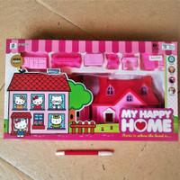 Mainan Rumah My Happy Home Dos Bp9660