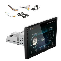 Head Unit Single din Android 10 inch Floating OS 9 Wifi Radio GPS USB