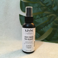 [NEW] NYX Professional MakeUp Setting Spray Make Up (Dewy) - Untuk