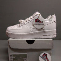SEPATU NIKE AIR FORCE 1 TRIPLE WHITE UA QUALITY