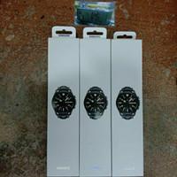 samsung galaxy watch 3 45mm black NEW garansi SEIN(Samsung Indonesia)
