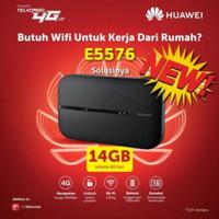 Mifi HUAWEI E5573 Wifi Router Modem 4G XL GO Free Kuota 20GB Unlock