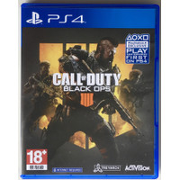 BD Kaset Game PS4 Call Of Duty Black Ops 4
