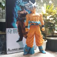 Action Figure Dragon Ball Goku Ultra Instinct Grey Hair