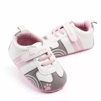 kualitas bagus sepatu prewalker impor untuk bayi anak laki perempuan