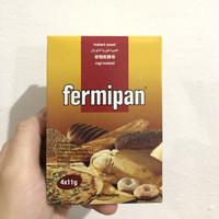 Fermipan 4pcs x11gr / Ragi Instant / Yeast Roti