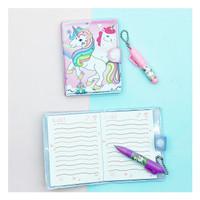 Notes unicorn + pen