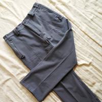 celana gunung panjang /hiking pants second ECHOROBA softshell size 35