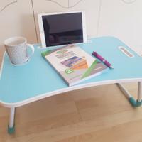Meja Lipat Belajar/ Meja Laptop Lipat/ Meja Lipat Serba Guna