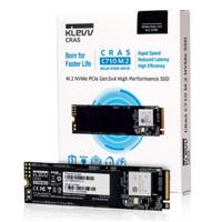 Klevv 256GB CRAS C710 256GB M.2 2280 NVMe PCIe Gen3 X4 SSD 256GB
