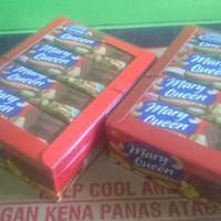 Coklat Mary Queen Cashew Nut