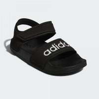 sendal anak adidas adillete black original