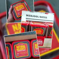 Kurma Medjool natural delights California USA premium dates 907 Gr.